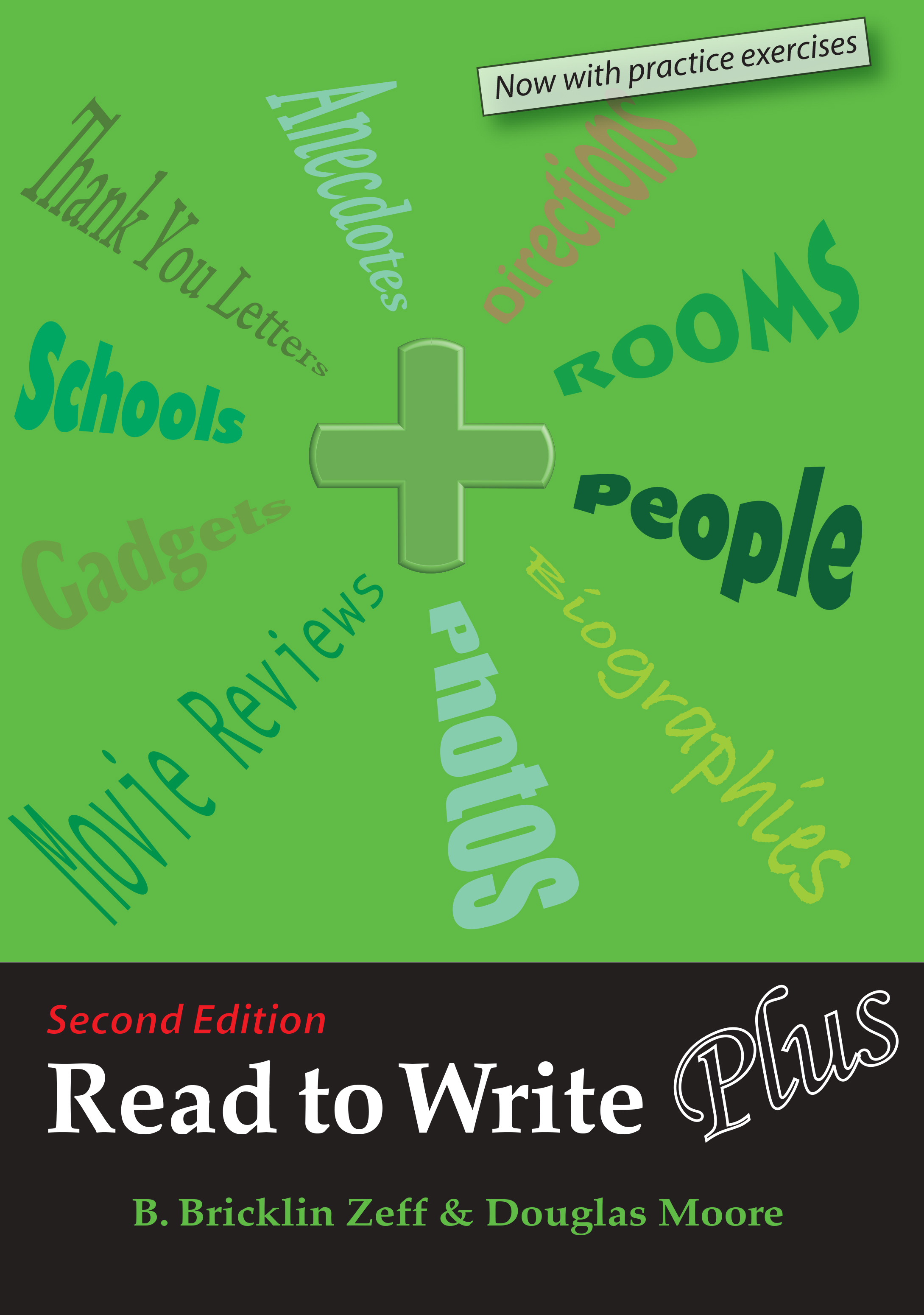 Read to Write Plus by B. Bricklin Zeff & Douglas Moore